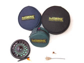 Protective cover for fly reels