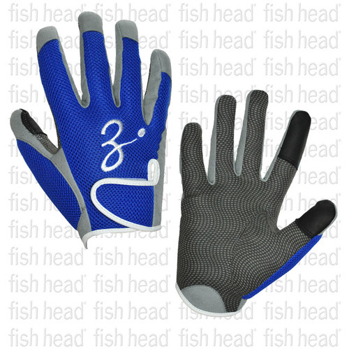Zenaq 3D Glove- Blue