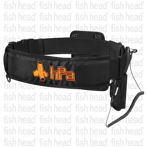 HPA Fighting Belt with Lanyard