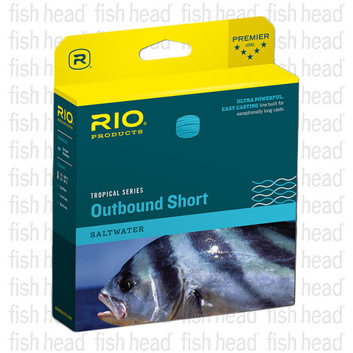 Rio Tropical Outbound Short F/I (30ft Intermediate Tip)