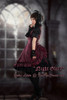 Last Chance: Night Glory Gothic Lolita Skirt Part Bustle Tiered Sleeveless Dress*Instant Shipping