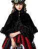Model Show (Black Wool + Black Fur Ver.) (dress underneath: DR00112N)