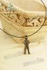 Monkey D. Luffy Model Pendant Necklace (One Piece)