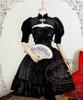 Co-ordinates Show (Black Ver.) (dress: DR00122, fan: P00580)