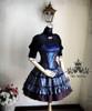 Co-ordinate Show blouse TP00136 skirt SP00155, corset Y00033, necklace AD00282