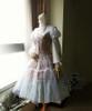 Co-ordinate Show (White Ver.) dress DR00142, blouse TP00088N