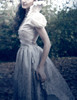 Fairy Jacquard Jacket Vintage Fashion Queen Jacket Long Train Set