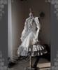 Side View (Light Grey Ver.) (birdcage petticoat underneath: UN00019)