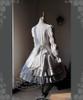 Back View (Light Grey Ver.) (birdcage petticoat underneath: UN00019)