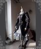 Co-ordinates Show (Light Grey Ver.) (bustle jacket: CT00234, birdcage petticoat underneath: UN00019)