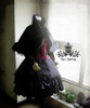 Co-ordeinate Show (Black Ver.) (cape CT00179, vest CT00246)