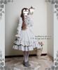Co-ordinates Show (Light Grey Ver.) Inside dress DR00066N