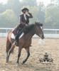 Model Show (flat hat: P00598, vest: CT00245, sleevelets P00597, short SP00168)