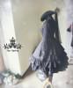 Co-ordinates Show (hat: P00546, jacket: CT00236, dress: DR00115N, bag: P00585, birdcage petticoat: UN00019)
