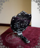 Elegant Gothic Victorian Butterfly Decoration Mirror*Black Instant Shipping