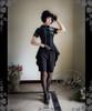 Model Show (hat: P00604, cutsew: TP00008N, brooch: P00605, gloves: P00409)