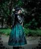 Model Show (hat: P00604, brooch: P00605, JSK: DR00176, blouse: TP00051N)