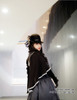 Model Show skirt SP00170, hat P00604