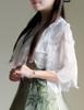 Model Show (White Ver.) (dress underneath: DR00179)