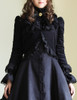 Model Show (Black Ver.) (dress underneath: DR00115N)