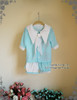 Co-ordinates Show (Mint Blue Ver.) (Bloomers: F00005)