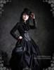 Model Show (hat: P00546, jacket: CT00133N, blouse: TP00017, brooch: CT00235, tote: P00585, birdcage petticoat: UN00019LN)
