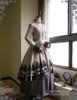 Co-ordinates Show (Light Grey Ver.) (dress inside: DR00173, birdcage petticoat: UN00019N)