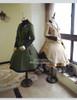Co-ordinates Show (jacket: CT00262, blouse: TP00147, birdcage petticoat: UN00019N)