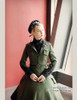 Model View: jacket CT00262, blouse TP00147, hairdress P00610