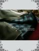 Steampunk A Line Skirt Midi Skirt Fur Trim Uniform Skirt Khaki Green