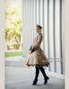 Model Show (Brown Ver.) (jacket: CT00262, blouse: TP00147, skirt: SP00177, birdcage petticoat: UN00019N)