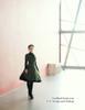 Model Show (Black Ver.) (jacket: CT00262, blouse: TP00147, skirt: SP00177, birdcage petticoat: UN00019N)