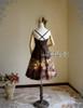 Back View (JSK Only) (pannier bloomers: UN00024, petticoat: UN00021)