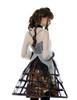 Model Show  bloomers: UN00025 birdcage petticoat: UN00028