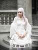 Model Show (White Ver.) (skirt: SP00180, birdcage petticoat: UN00003N)