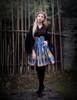 Model Show (Black Ver.) skirt SP00159 birdcage petticoat UN00027