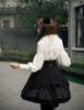 Model Show (Black Version) blouse TP00150 hairdress P00570