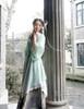 Model Show (Pale Mint + White Ver.) (dress: DR00179L)