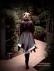 Model Show (Tranquility Night Mild Shadow Ver.) (dress: DR00192, birdcage petticoat: UN00027)