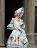 Model Show (Light Blue Ver.) (bonnet: P00577, tote: P00613, gloves: P00592)
