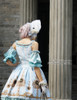Model Show (Light Blue Ver.) (bonnet: P00577, gloves: P00592)