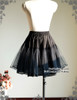 Black Petticoat for Black, Dark Blue, & Burgundy Ver.