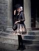 Model Show (Black Ver.) (jacket: CT00268, JSK: DR00189, blouse: TP00125N, tote: P00583, leggings: P00182)