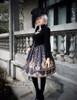 Model Show (Black Ver.) (JSK: DR00189, blouse: TP00125N, leggings: P00182)