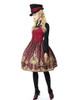 Model Show (Black + Burgundy Ver.) JSK DR00189 blouse TP00125N