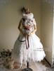 Co-ordinate Show (crown & veil: P00623, skirt & bustle belt: SP00176, bouquet: P00620)