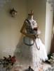 Co-ordinate Show (corset: Y00041, skirt & bustle belt: SP00176, bouquet: P00620)