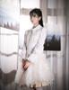 Model Show (White Ver.) blouse TP00016N pannier bloomers UN00024
