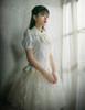 Model Show (White Ver.) blouse TP00055N pannier bloomers UN00024