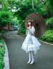 Model Show (Bluish Snow Refined Grove Ver.) (birdcage petticoat: UN00027, leggings: P00187)